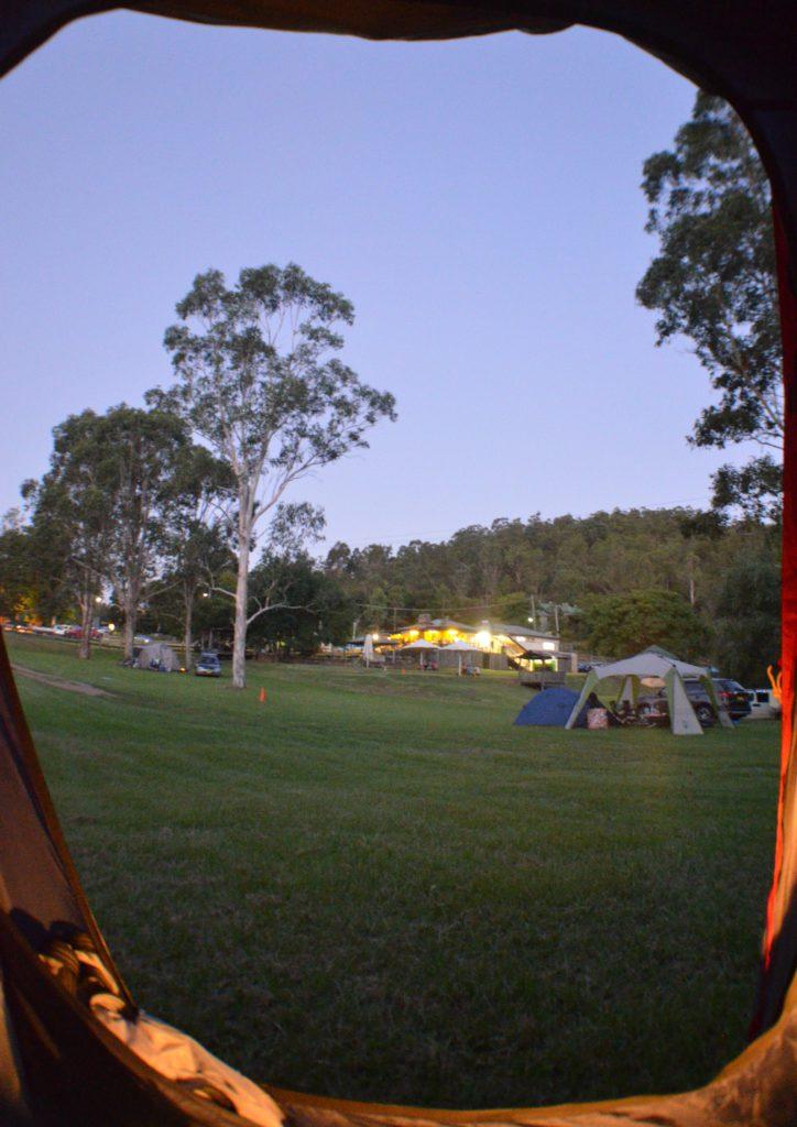 Wollombi Tavern Camping