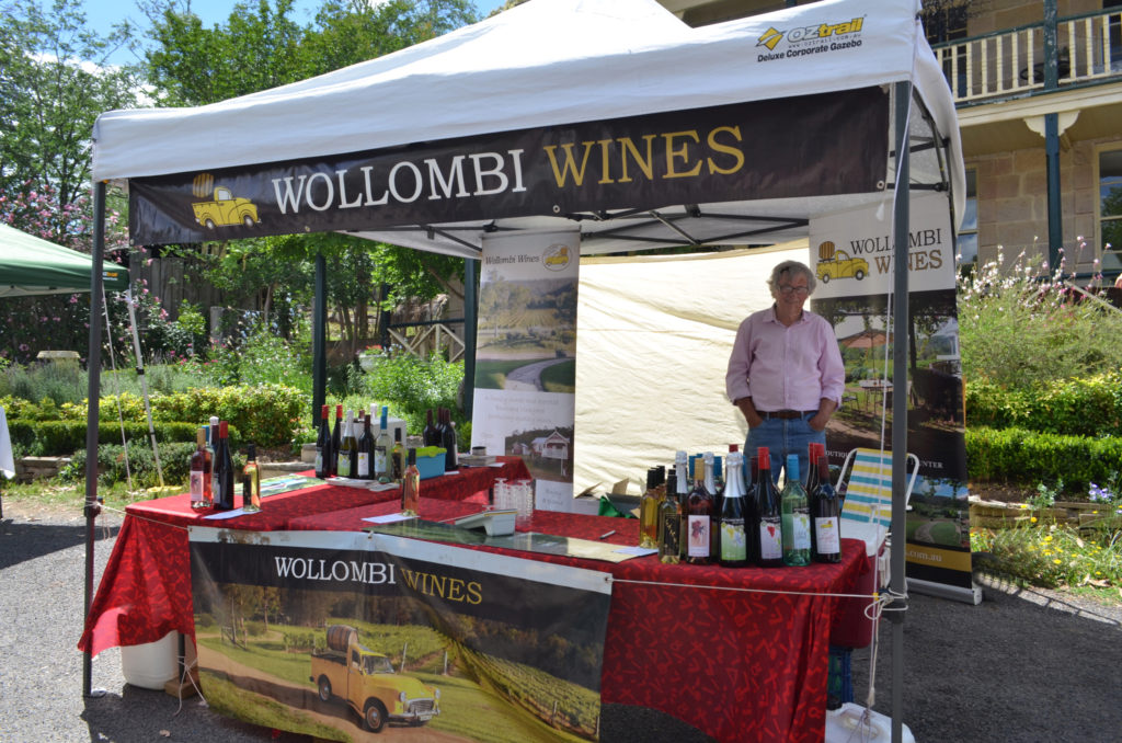 Wollombi Village Markets