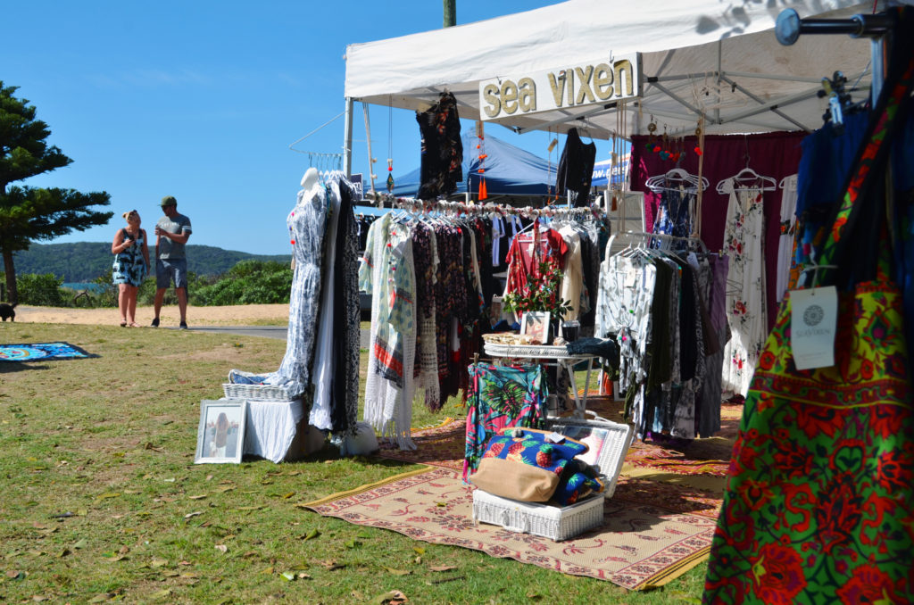 umina beach markets