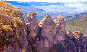 a weekend in the blue mountains - road trip guide