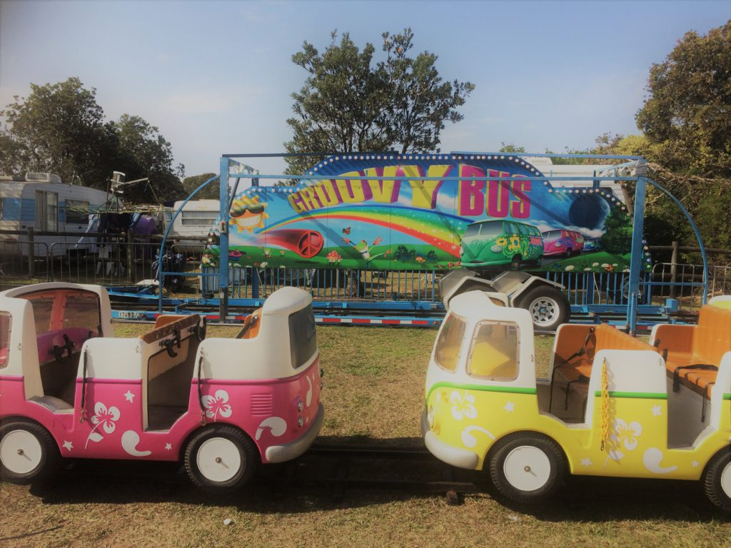 Old Beach Bar Festival Market Rides for Kids